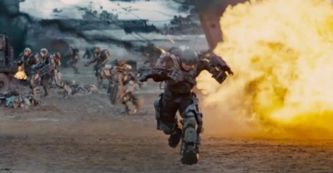 Edge of Tomorrow screen shot