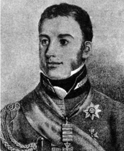 Major General Sir Edward Pakenham (Courtesy National Park Service)