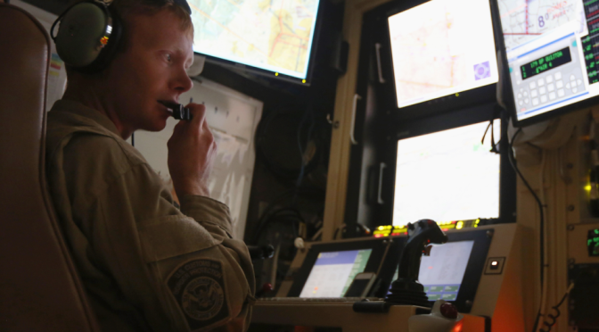 U.S. Air Force Doubles Drone Pilot Incentive Pay to Keep Them From Quitting Altogether