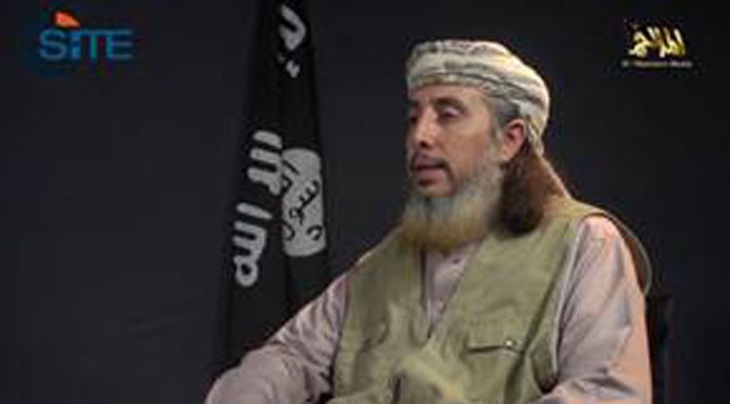 Al Qaeda official who claimed responsibility for Charlie Hebdo attack calls for 'lone wolf' terror in Canada