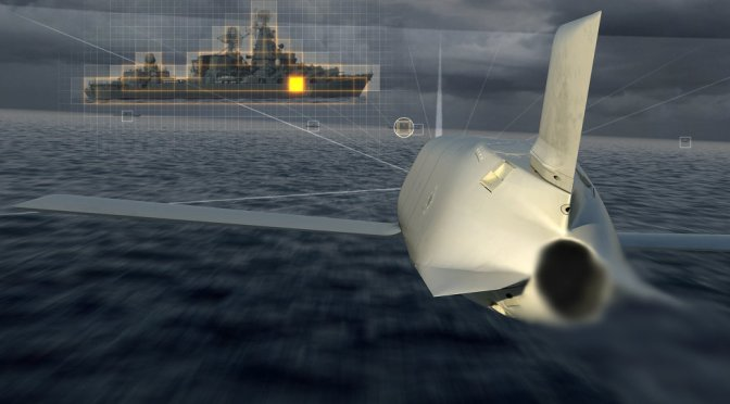 DARPA's Anti-Ship Missile Still Less Deadly Than Chinese 'Carrier Killer'