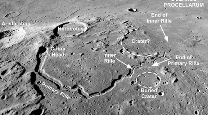 Lunar Lava Tubes Could Host Underground Moon Cities