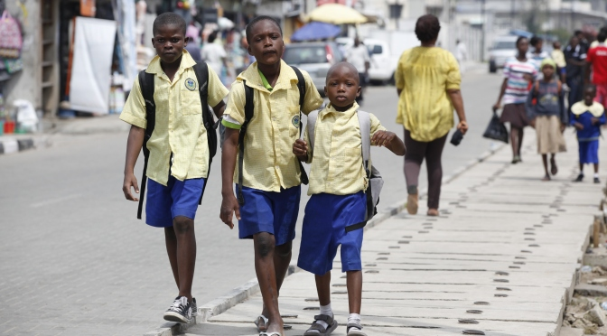 More children are going to school in African countries, but there are still 30 million who never will