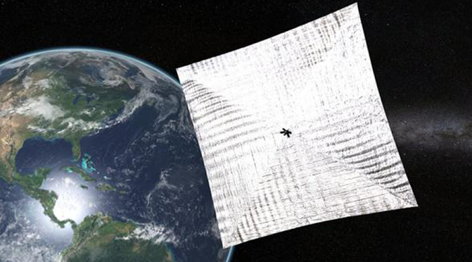 Communication restored with LightSail spacecraft