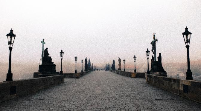 Charles Bridge (Karlův most), Prague, Czech Republic