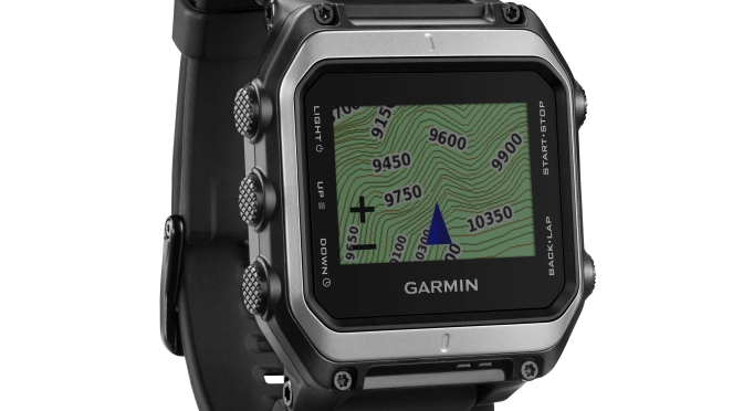 Review: Garmin Epix – outdoor gps watch with mapping