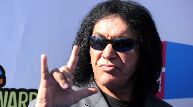 Crimes Against Children Task Force Serves Search Warrant at Home of Rocker Gene Simmons