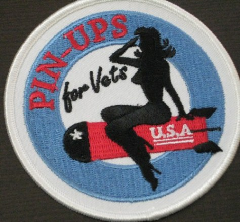 Bomb Girl Patch