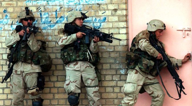 The government's top scientists figured out how to 'digitally map' a room before soldiers kick in the door
