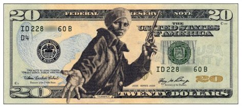 This is not how Harriet Tubman will appear on the $20 bill