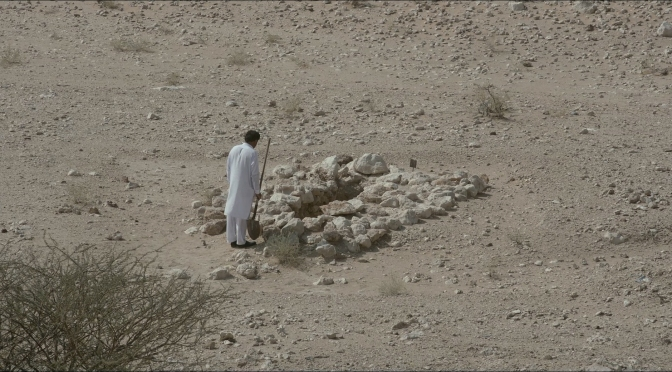 Film in a time of catastrophe: Ali Cherri's The Digger