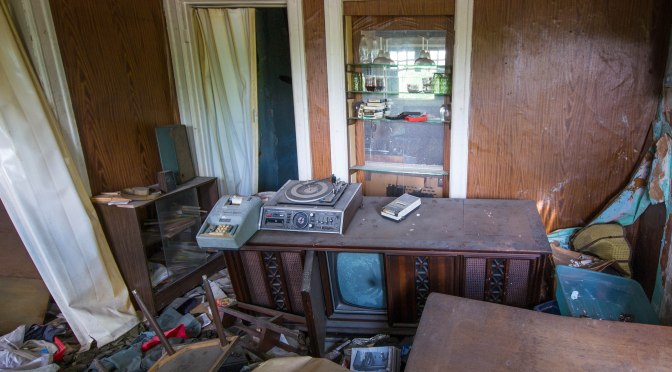 Detroit: The Time Capsule