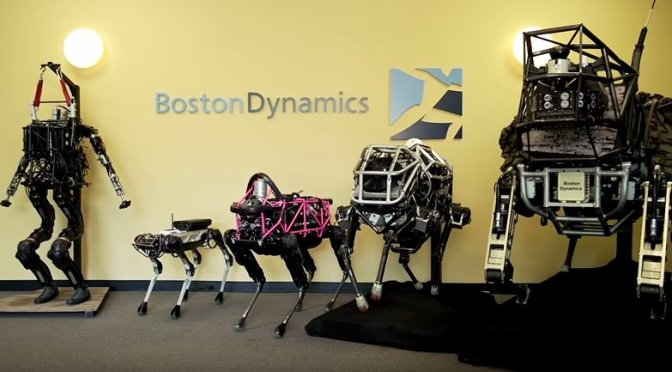 Here are all the crazy-advanced robots built by Google's Boston Dynamics group