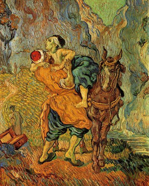 Van Gogh Samaritan
