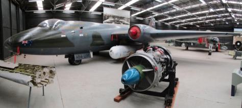 RAAF GAF Canberra Mk.20 RAAF Museum Point Cook