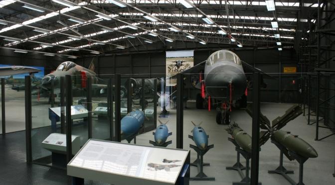 RAAF Museum Point Cook: Strike/Recce Hangar