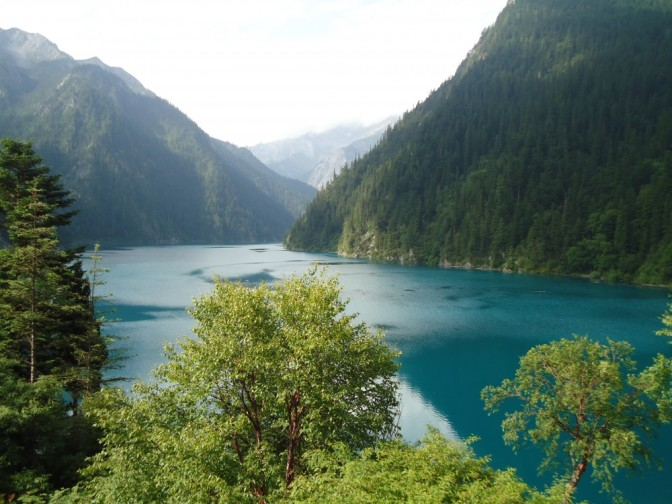 Wanderlust: Jiuzhaigou (China) & Singapore