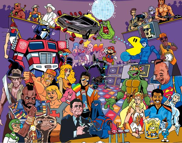THE REASON WE ARE NOSTALGIC FOR THE TV AND FILMS OF OUR YOUTH